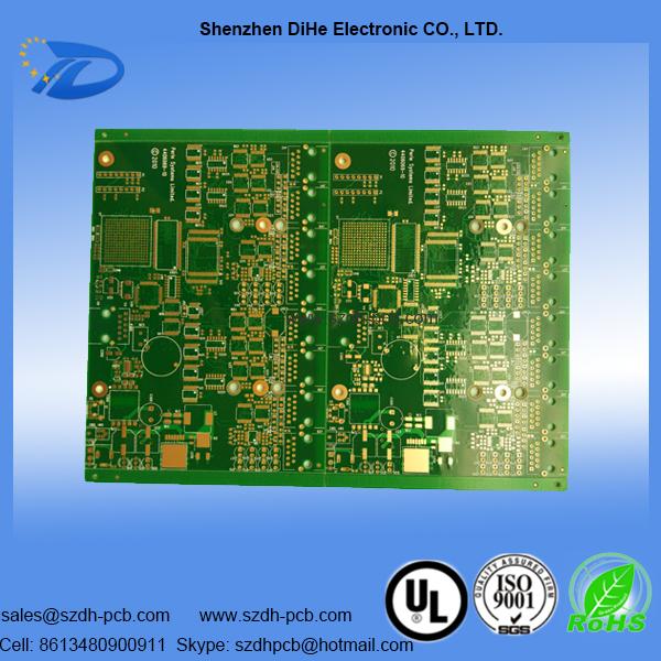 017-8 layers printed circuit board(PCB)