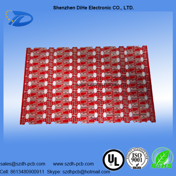 037-China doube sided pcb fabrication