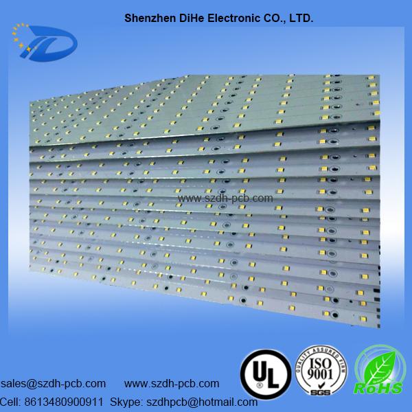 021-SMD LED PCB Assembly