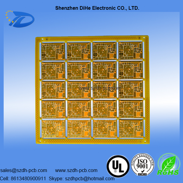 029-bluetooth-module-PCB-4L-0.6MM-ENIG