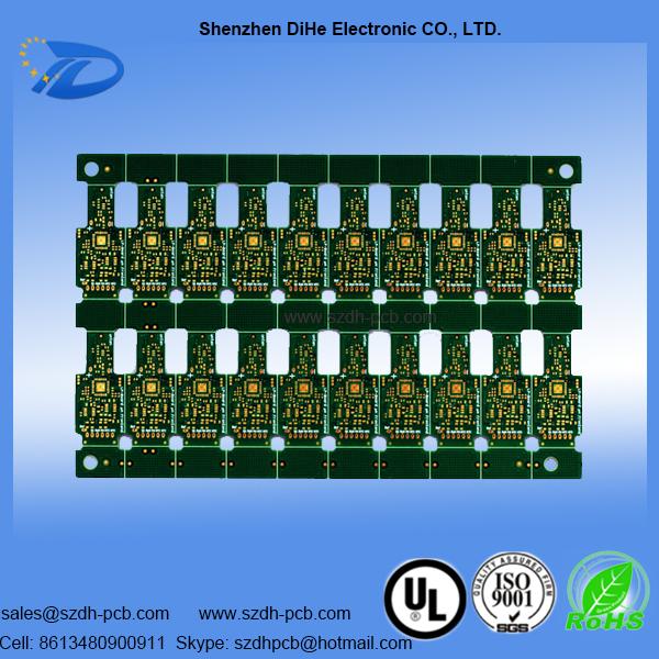 031-Medical-Display-PCB-4L-ENIG EMC Material