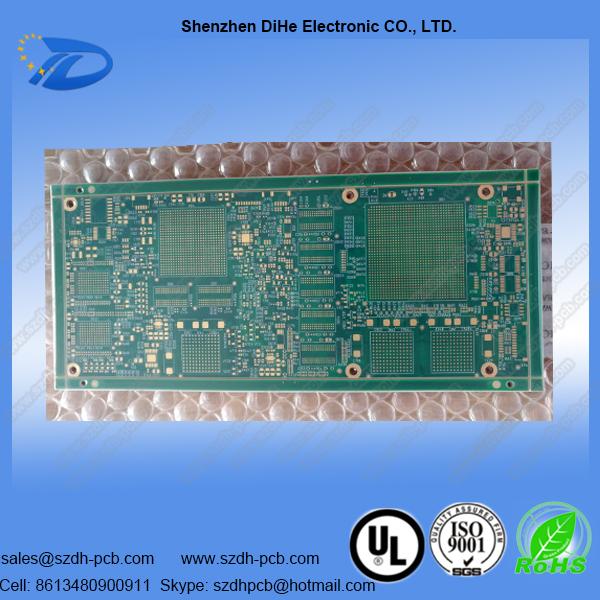 20-layers-M6-1+N+1-01 HDI PCB