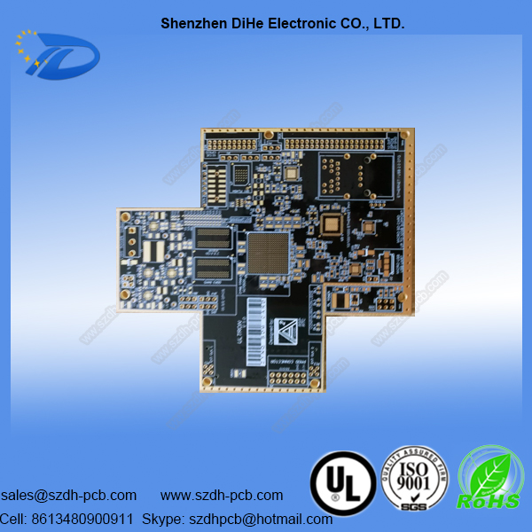 22 Layers Neclo+3M Embedded Capacitance PCB